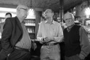 JAZZLAND 2014 DR.MICHAEL ARIE, HEINZ CZADEK, DR.OTTO FESSL