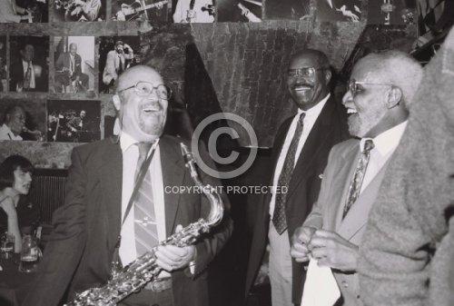 JAZZLAND 1992  20 JAHRE R.HOLLOWAY, E.JONES, JUN.MANCE