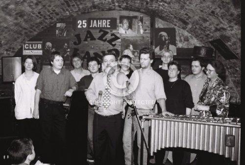 JAZZLAND 1997  25 JAHRE  CREW
