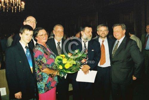 JAZZLAND 1991 GOLDENES EHRENZEICHEN
